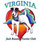 Virginia Jack Russell Terrier Club Logo